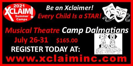 Xclaim! Camp DALMATIANS 2021 tickets