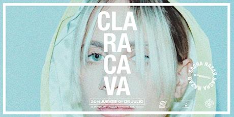 FELIZ AGENCIA presenta a: CLARA CAVA (Bs As) en vivo! Opening: SASHA NAZAR entradas