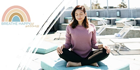 Mindful Monday Meditation with Breathe Happy Wellness tickets