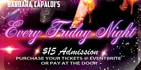 Atrium Dance Studio Friday Latin Night tickets