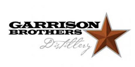 Garrison Brothers Prix Fixe Dinner 6-28-21 tickets