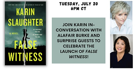 A Night with Karin Slaughter & Friends tickets