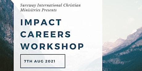 SICM - Impact Careers Workshop tickets