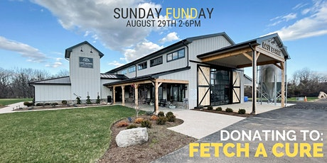 Sunday FUNDay: FETCH a Cure tickets
