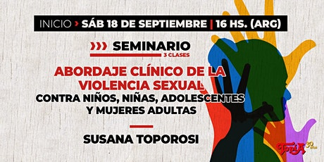Abordaje clínico de la violencia sexual contra NNA y mujeres jóvenes. entradas