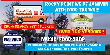 We Be Jammin with Food Trucks Event tickets