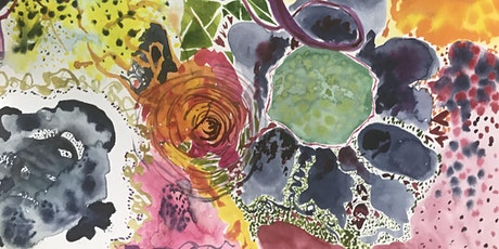 Art by Candlelight: Abstract Watercolour tickets