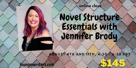 Novel Structure Essentials tickets