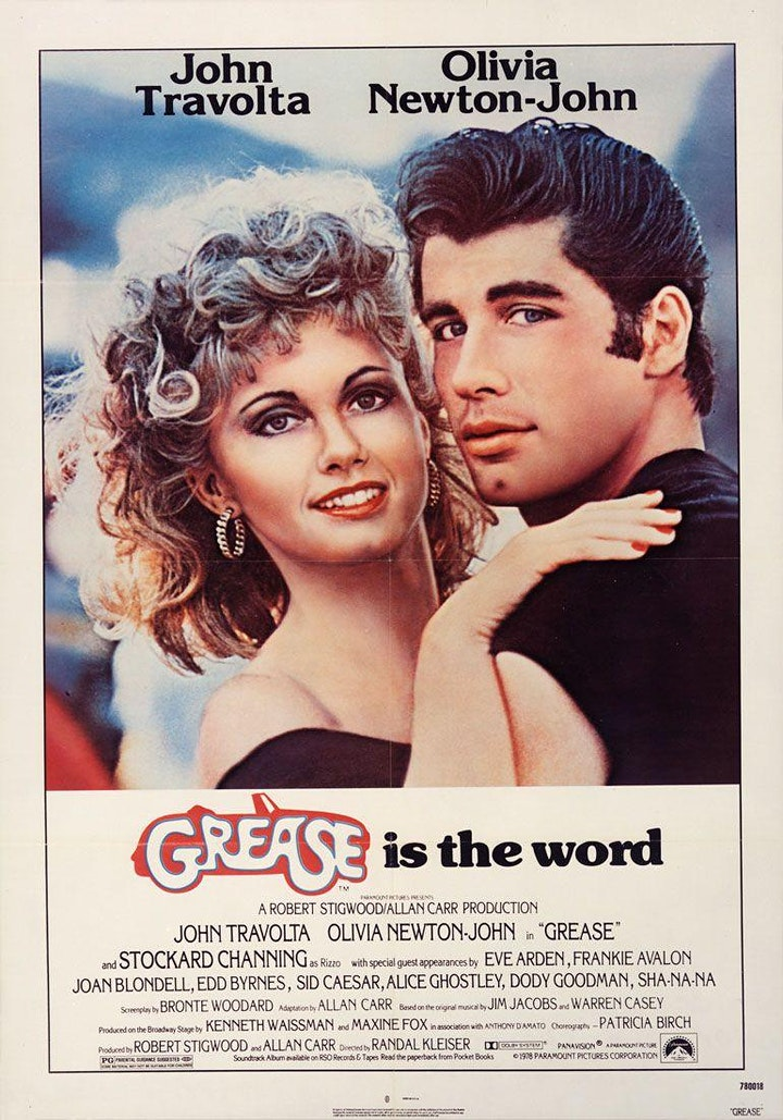 Grease Open Air Cinema at Cotswold Water Park image