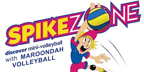 Maroondah Volleyball Spikezone tickets