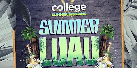 COLLEGE THURSDAYS OC - SUMMER LUAU PARTY @ BLEU OC 18+ tickets