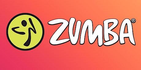 Copy of Stef's Zumba Dance Fitness Class tickets