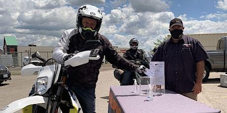 Motorcycle COVID-19 Charity Run tickets