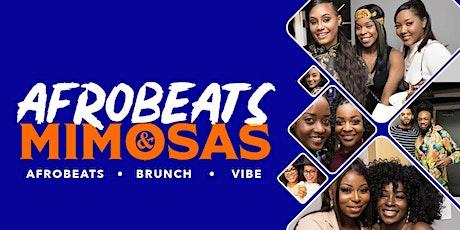 Afrobeats & Mimosas (Bridgeport) tickets