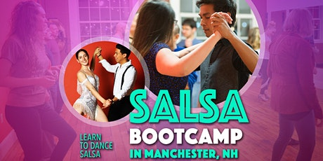 4-Hour Salsa Bootcamp tickets