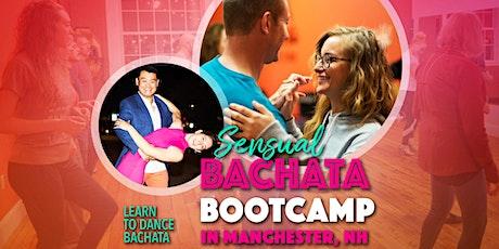 4-Hour Sensual Bachata Bootcamp tickets
