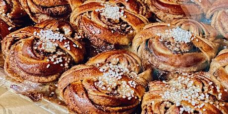 Scandinavian Baking tickets