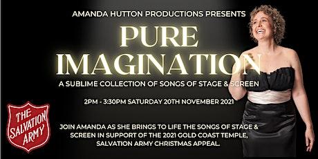 Pure Imagination tickets