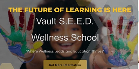 Black Homeschooling Conversation hosted by the Vault S.E.E.D Collective tickets