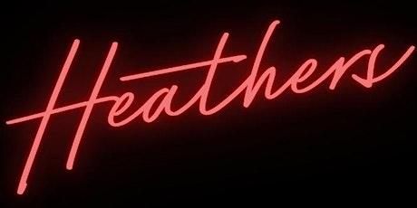 HEATHERS - O MUSICAL 26/06 sessão 15hs ingressos