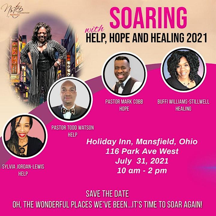 2021 HELP, HOPE, AND HEALING Mansfield, Ohio image