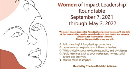 WOMEN OF IMPACT LEADERSHIP ROUNDTABLE tickets