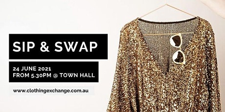 Sip & Swap with Hunters Hill Council tickets