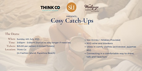 She Is Unleashed presents: Cosy Catch-ups! tickets