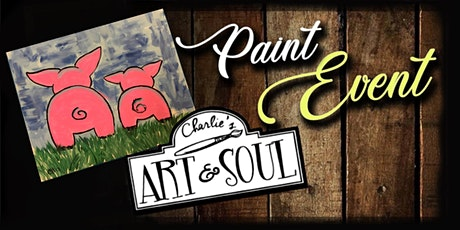 Parent child Paint Event @ Needle in the Haystack, LLC tickets
