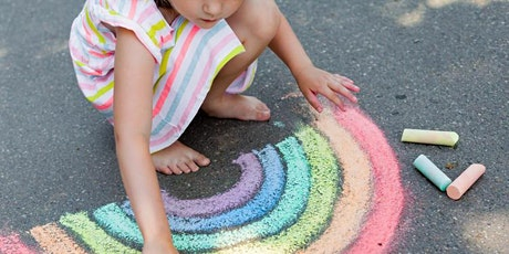 Monday AM Outdoor Playgroup : CHALK ROCKS! tickets