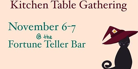 Kitchen Table Gathering -  Tarot Conference tickets