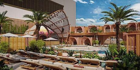 Resorts World Newest Dayclub at NIGHT tickets