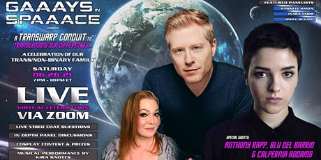 GAAAYS IN SPAAACE: VIRTUAL CELEBRATION tickets