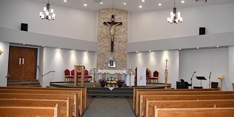 Saturday Holy Mass tickets