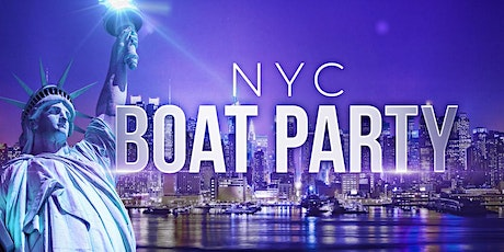 #1 Yacht Party in NYC! Nightclub on a Luxury Boat tickets