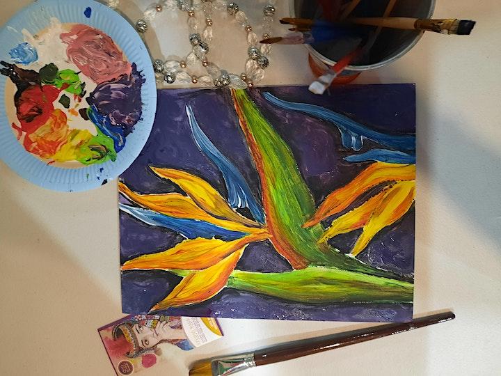 Paint Party- Kids & Parents image
