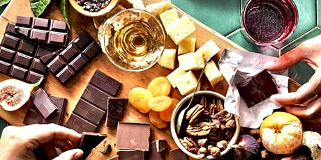 CRAFT CHOCOLATE TASTING: HOW TO TASTE LIKE A PRO by Virginia tickets