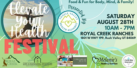 Elevate Your Health Festival tickets