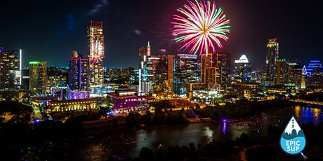 Austin 2021 July 4th Fireworks Paddle tickets