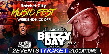 Beezy Day tickets