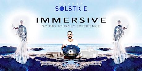 WINTER SOLSTICE IMMERSIVE Sound Healing Featuring tickets