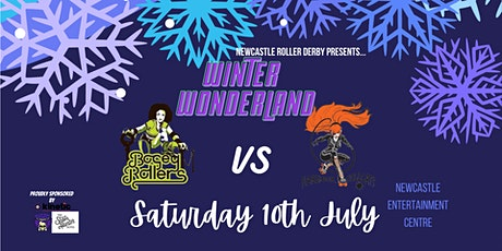 Winter wonderland: Bogeys vs Hellcats tickets