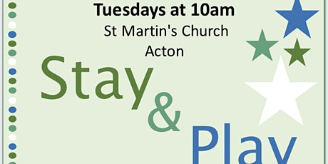 Stay & Play at St Martin's tickets