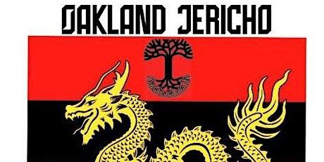 Oakland Jericho Political Prisoner Writing Event Tickets