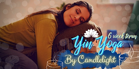 Yin Yoga by Candlelight: 6 Week Term tickets