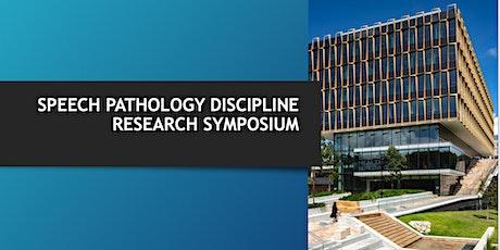 University of Sydney Speech Pathology Discipline Research Symposium tickets