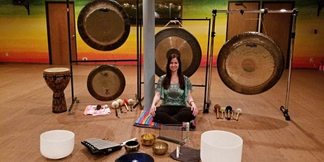 Deep Relaxation with Gong and Singing Bowl Meditation tickets