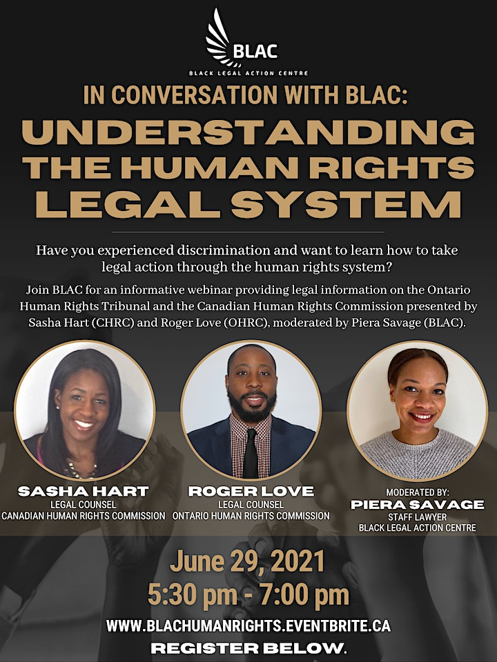 In Conversation with BLAC: Understanding the Human Rights Legal System image