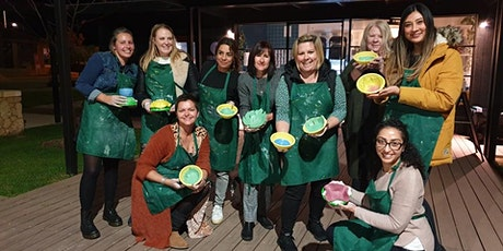 Pottery and Wine Creative Workshop tickets