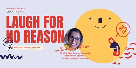 Lean In Penang: Laugh For No Reason with Rajvin Kaur tickets